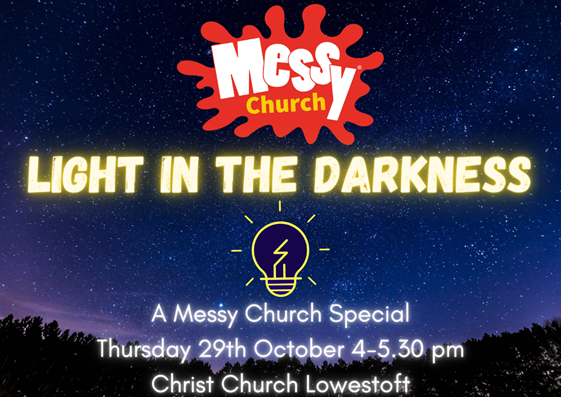 Messy Church Special